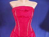 Вечернее платье, красное., фото 2