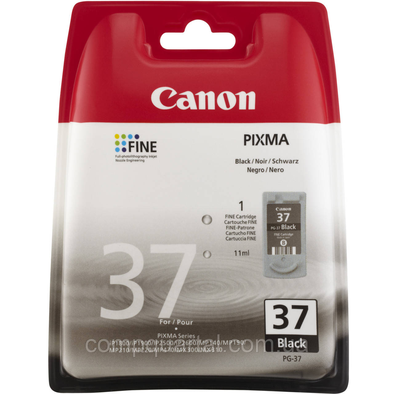 Картридж Canon PG-37 Black (2145B005AA)
