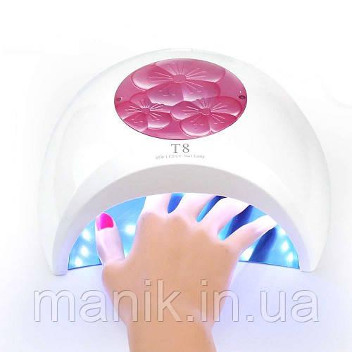 Гибридная лампа UV LED T8 65 Вт