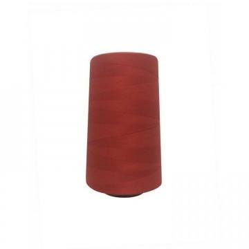 Нитки швейные 50/2 цв.S-819 красный  (боб 4000 ярдов) NITEX