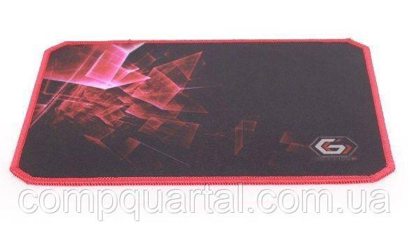 Килимок для мишки Gembird MP-GAMEPRO-L Black/Red