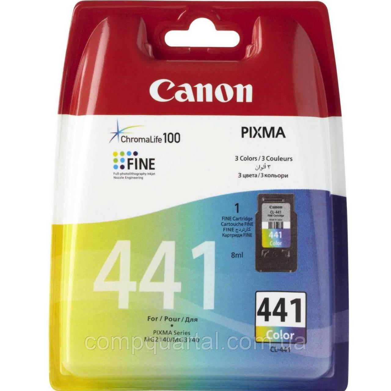 Картридж Canon CL-441 Color (5221B001AA)