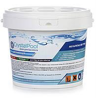 Crystal Pool Мультитаб  MultiTab 4-in-1 Large 5кг