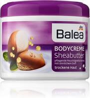 Крем для тела с маслом ши Balea Bodycreme Sheabutter 500 мл