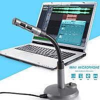 Микрофон M-309 для компьютера с USB входом, фото 1