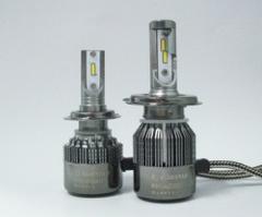 LED лампы Bluestar H7, H1, H11, H3 (5500K) eu
