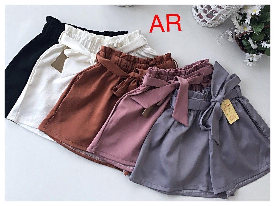 0a932b961b68 Розовые атласные шорты AR