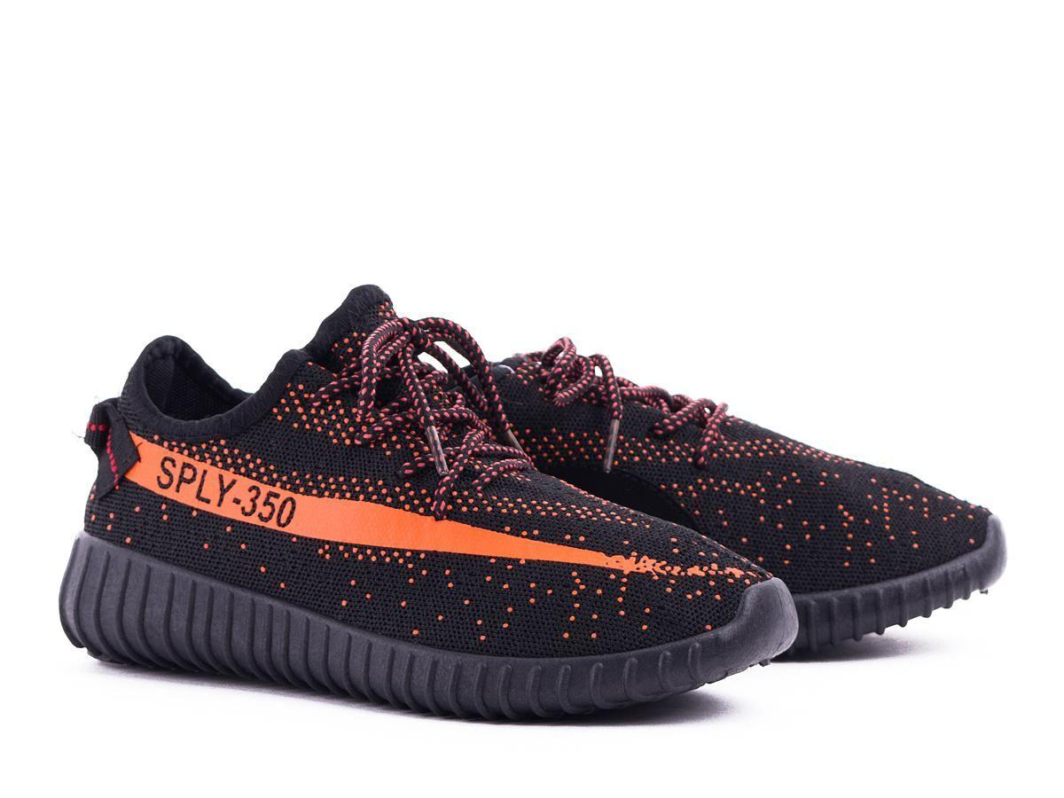 Adidas Sply 350 точная копия | кроссовки женские кеды 36р, 38 р. черные с оранжевым