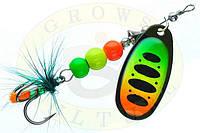 Блесна Grows Culture Ball Bearing Spinner 4 #003