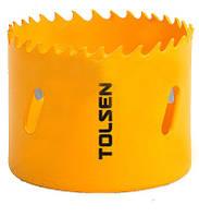 Биметаллическая коронка 17 мм Tolsen (75717)