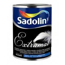 Глубокоматовая краска для стен Sadolin Extramat 1 л