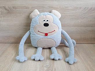 Мягкая игрушка - подушка обезьяна Нюша ручная работа