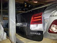 Крышка багажника Toyota Avensis t27