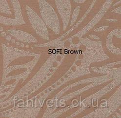 Рулонні штори Закритого типу SOFI