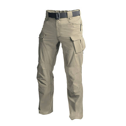 Штани тактичні Helikon - Tex, Outdoor Tactical Pants®. Новий товар. XS, Khaki, фото 2
