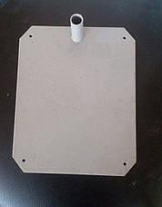 Металлическая подставка под напольный информационный держатель, фото 2