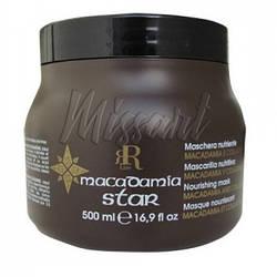Маска для волос с маслом макадамии и коллагеном Macadamia Star RR Line 500 мл