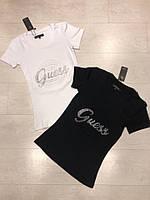 Легка жіноча турецька футболка з написом, FL 1063