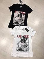Легка жіноча турецька футболка з малюнком, FL 1064
