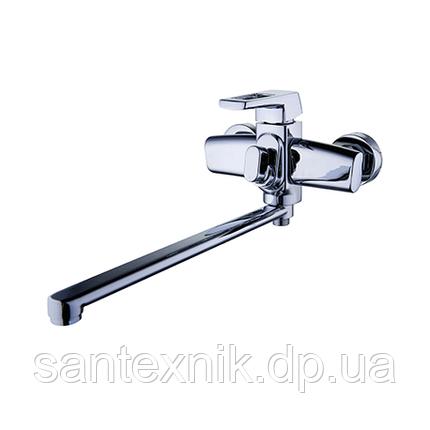Смеситель ZEGOR-NEF (ванная) КАЧЕСТВО, фото 2