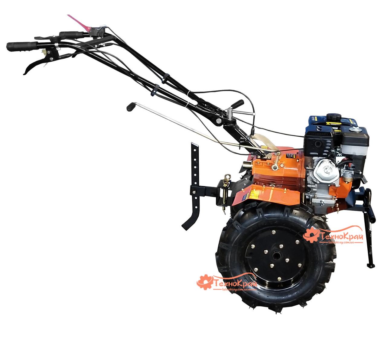 """Бензиновый мотоблок Forte 1350G колёса 12"""""""