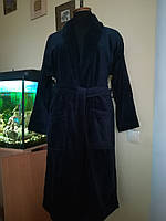 Банный мужской махровый халат 100% Хлопок  Турция