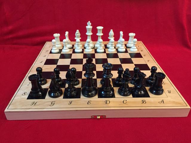 Шахматы, наборы 3 в 1