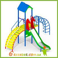 Спортивно игровые детские площадки уличные І103