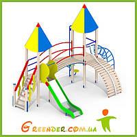 Уличная спортивно игровая площадка детская І92