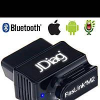 Диагностический сканер Elm327 FastLink M2 Bluetooth 4.0 Android IOS, фото 1