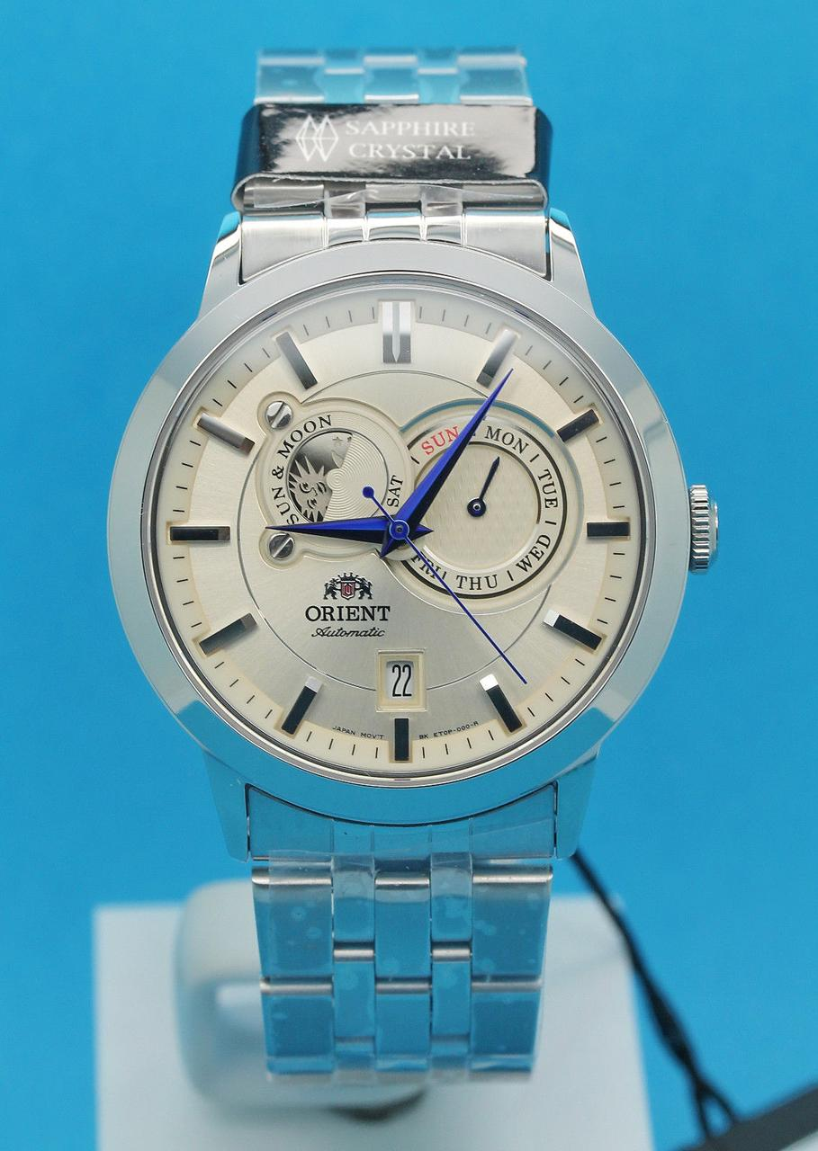 Часы Orient Sun & Moon SET0P002W0 Automatic 46B46