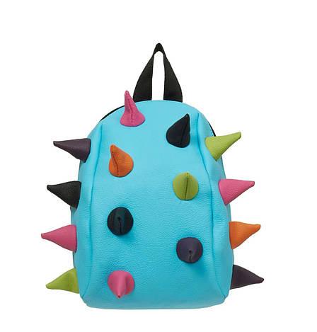 Рюкзак MadPax Rex Mini BP цвет Aqua Multi (голубой мульти), фото 2