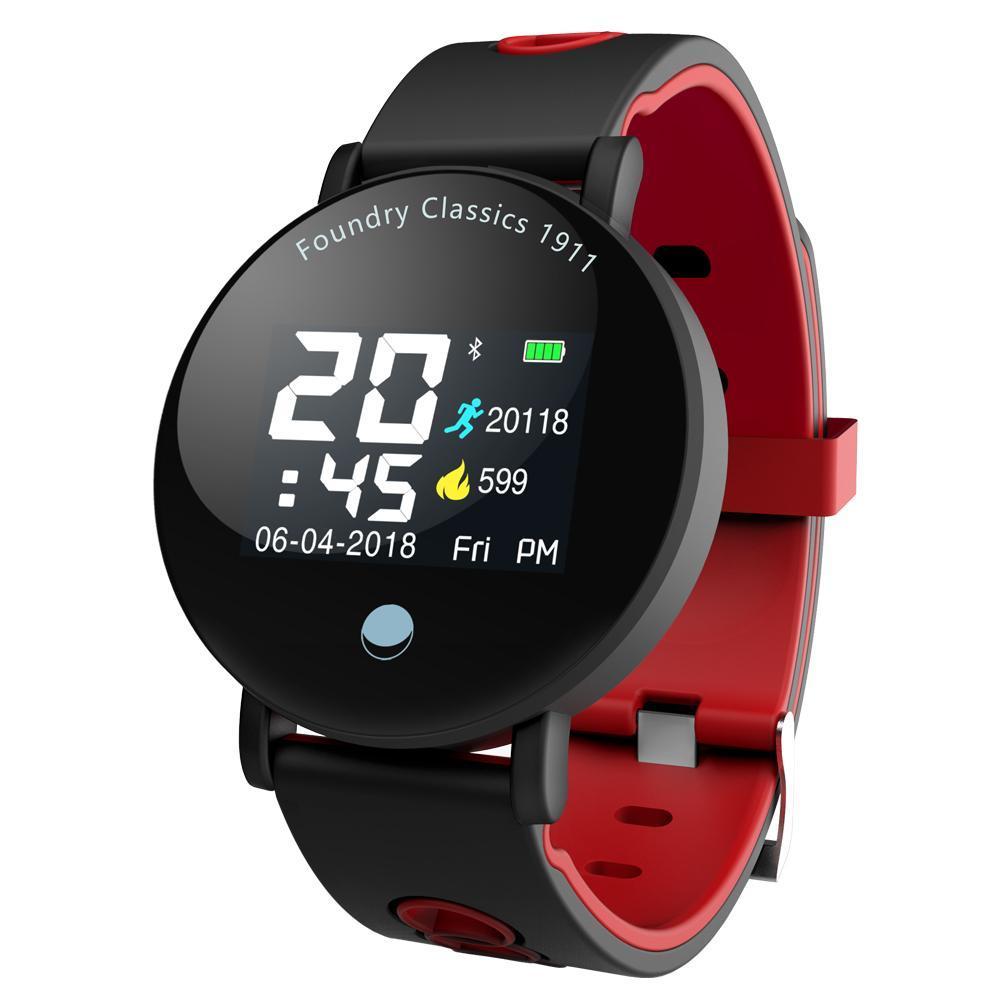 Смарт часы Q8 Red