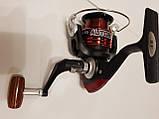 Катушка рыболовная BratFishing AUTOBOT 1000 FD 5+1, фото 2