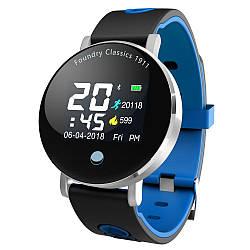 Смарт часы Q8 Blue