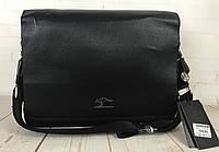 Уценка!! Изъян! Мужская сумка-портфель под формат А4. Сумка для документов. УЦКС88