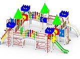 Игровая площадка детский спортивный комплекс на дачу L107, фото 2