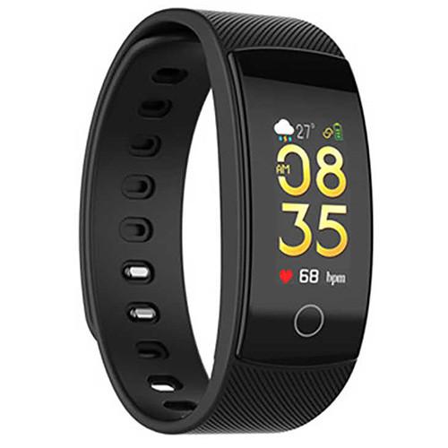 Фитнес браслет Smart Band QS80Plus черный