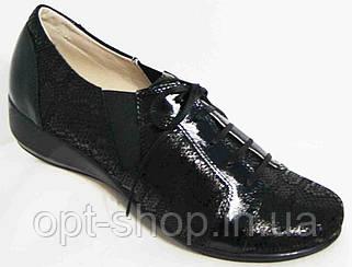 Туфли женские кожаные от производителя