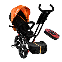 Велосипед 6088 F - 1120 Best Trike оранжевый