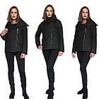 ТРЕНД - Дизайнерская Фабричная Куртка - TONGCOI. Гарантия высокого качества и стиля! Размеры 42-58 , фото 4