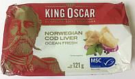 Печень трески King Oscar 121г Польша