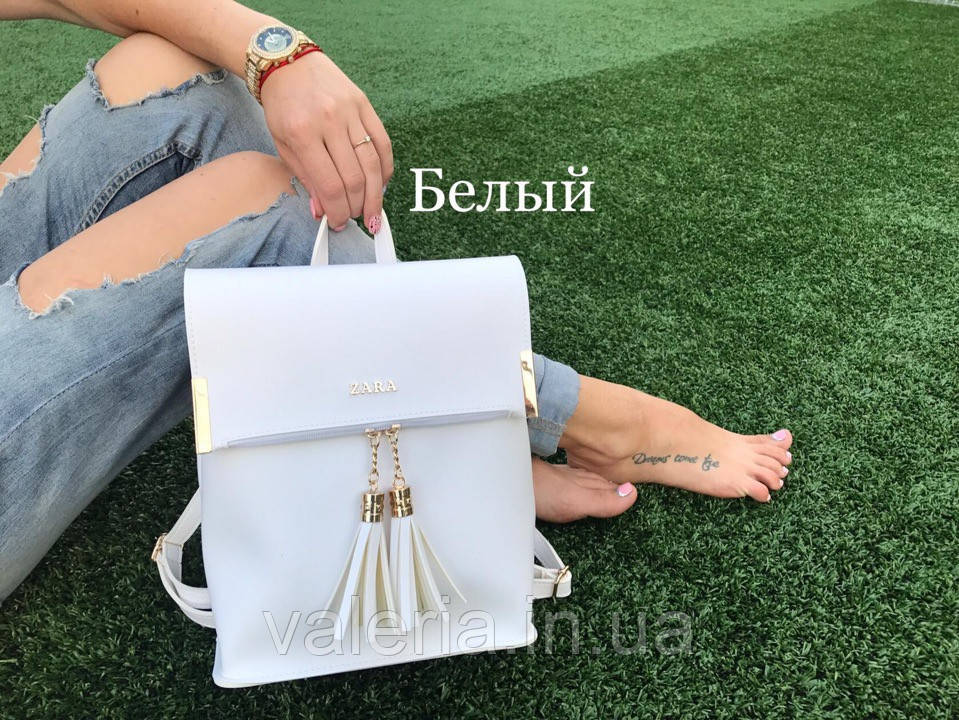 Женский рюкзак ,разные цвета ,кож.зам