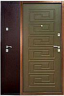 """Входные металлические двери в дом, квартиру,  офис """" Металл/Мдф УД"""". Входные уличные двери"""
