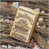 Зажигалка Zippo Jim Beam. , фото 2