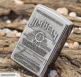 Зажигалка Zippo Jim Beam. , фото 5