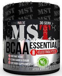 MST	BCAA	BCAA Essential Electrolytes	240 g