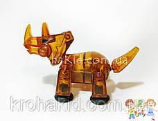 """Фигурка StikBot динозавр """"Трицератопс"""" Stik Triceratops Dino JM-13A (цвета в ассортименте), фото 3"""
