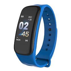 Фитнес браслет Smart Band C1 синий