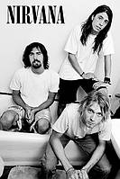 "Постер / Плакат ""Nirvana (Bathroom)"""